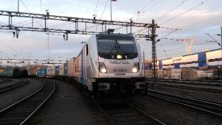 TRAXX AC-Last Mile-Lokomotiven an Railpool