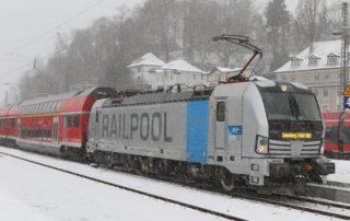 RAILPOOL Lok im Norden